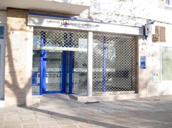 Administración de Loterías nº 2 de Baeza (Jaén)
