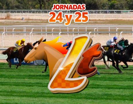 Jornada 24 y 25 Lototurf