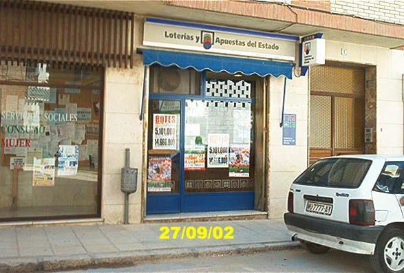 Administración Nº 1 de Totana (Murcia)