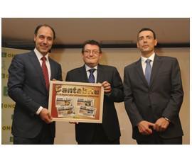 Acto presentación en Cantabria