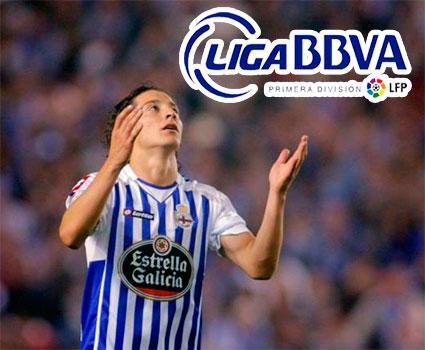 El Deportivo asciende a la Liga BBVA