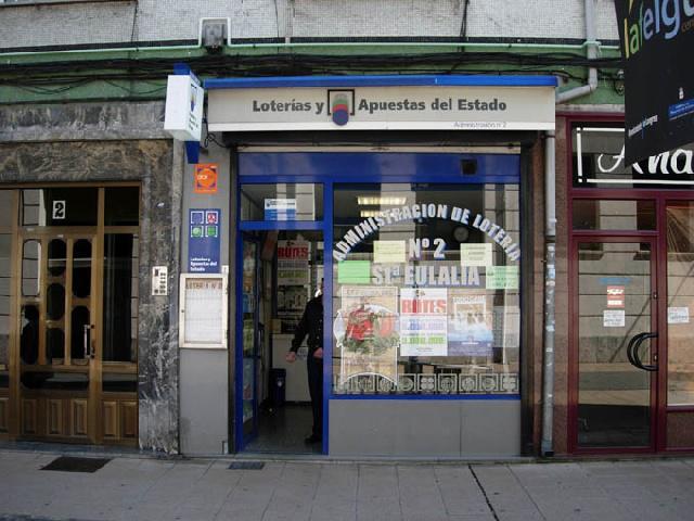 Administración Nº 2 de La Felguera-Langreo (Asturias)