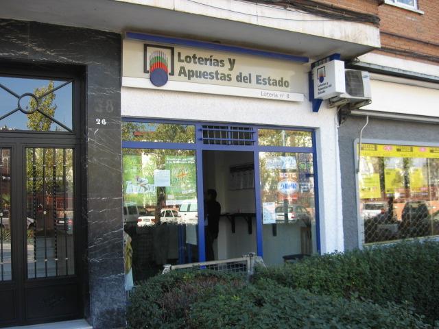 Administración Nº 8 de Fuenlabrada (Madrid)