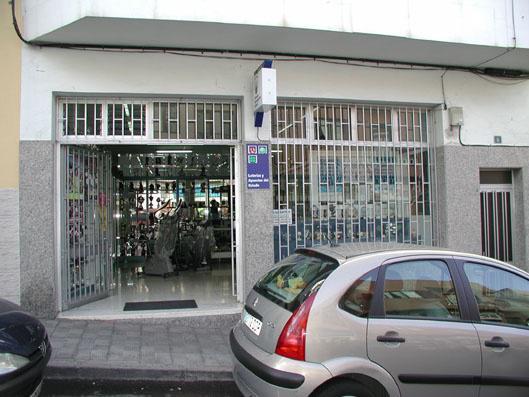 Despacho receptor 67.355 de Los Realejos (Tenerife)