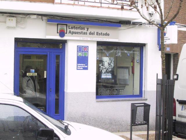 Administración Nº 1 de Navalcarnero (Madrid)