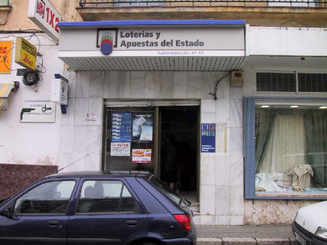 Administración Nº 45 de Málaga