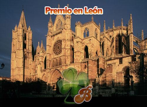 Premio Bonoloto en León