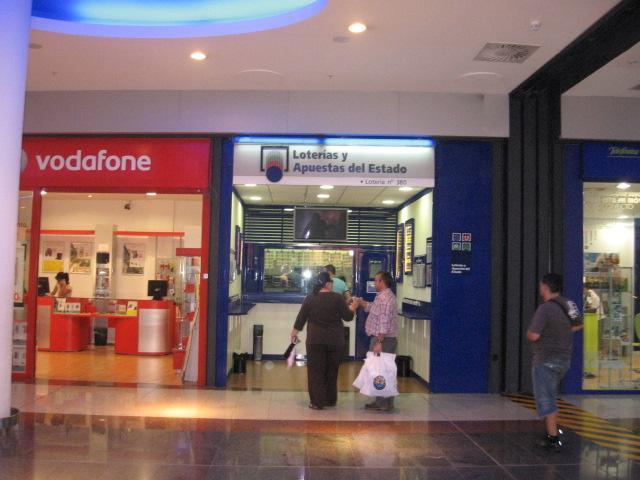 Administración de Loterías nº 380 de Madrid