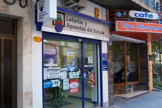 Administración de Loterías nº 12 de Albacete