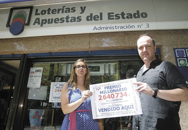 Administración de Lotería nº 3 de Puertollano
