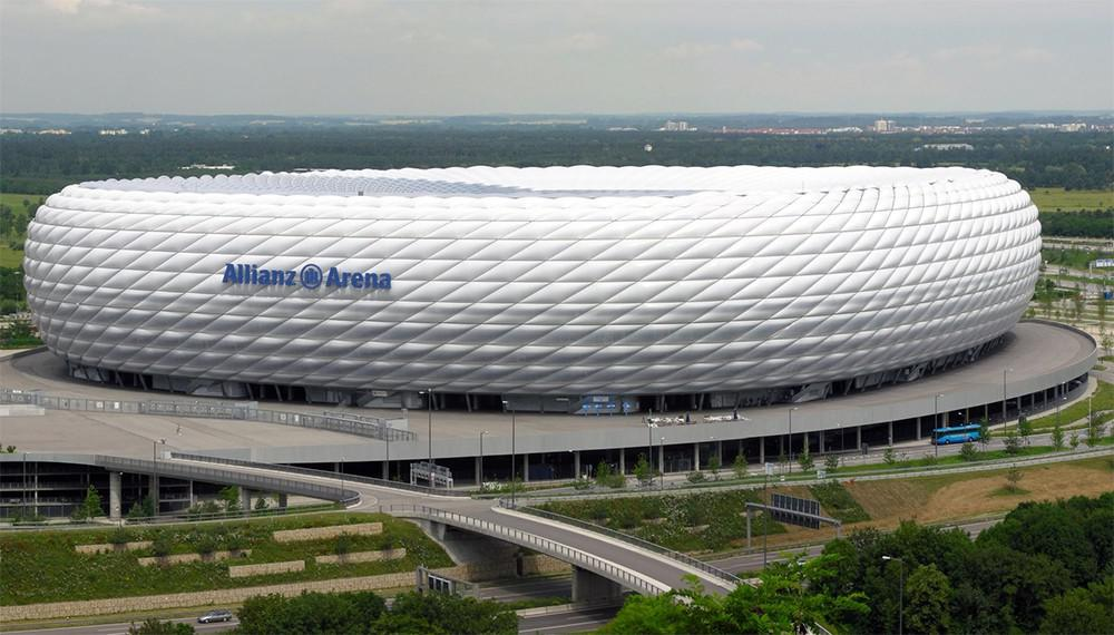 Estadio Allianz Arena, Munich | Foto: Tobias