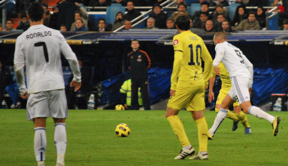 El Villarreal recibe al Real Madrid en un complicado partido | Foto: 'Jan S0L0'