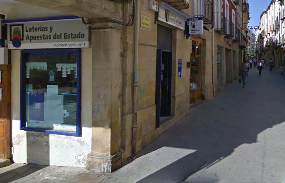 Administración de Lotería número 1 de Úbeda (Jaén)