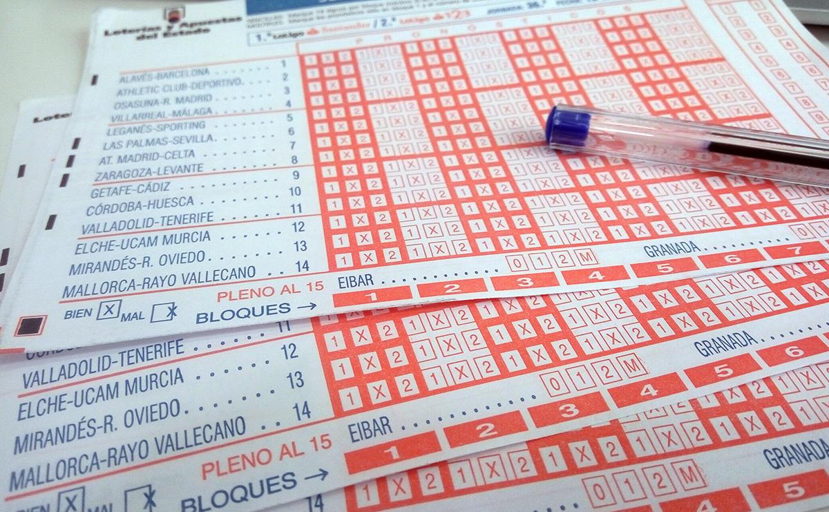 Boletos de Quiniela | Foto: Combinacionganadora