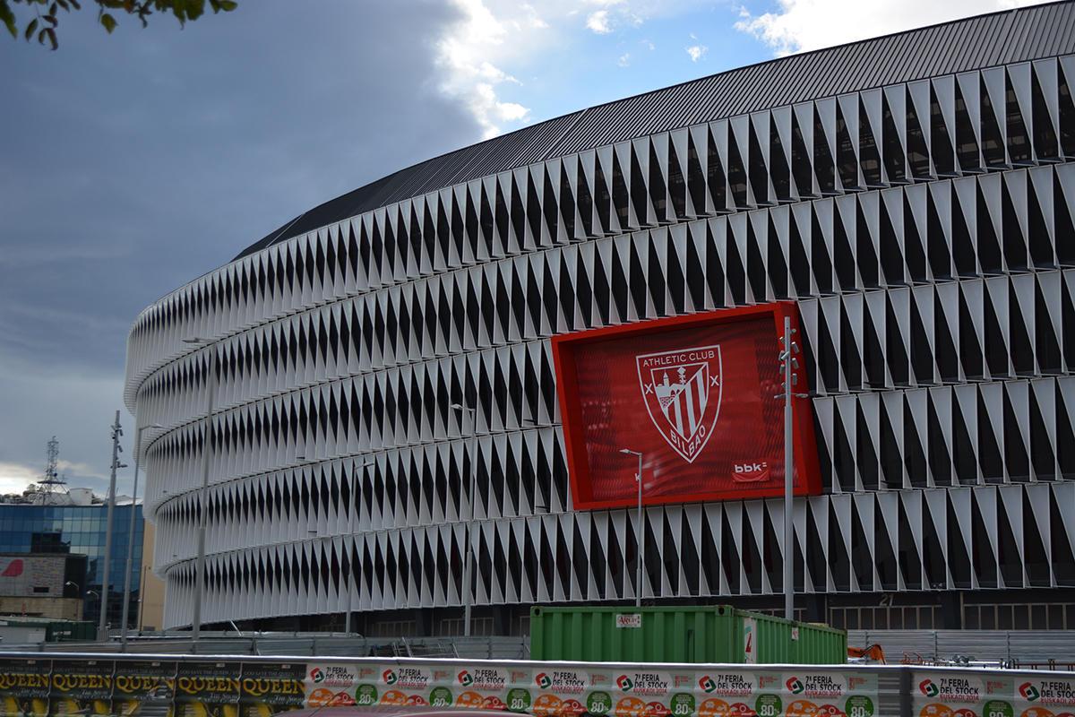 Estadio San Mamés | Foto: Combinacionganadora