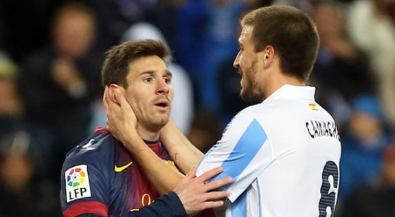 El FC Barcelona recibe al Málaga