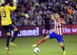 El Atlético de Madrid consiguió la victoria en la primera vuelta | EFE