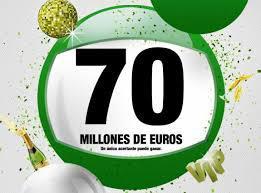 Bote Histrico De 70 Millones Euros En Primitiva
