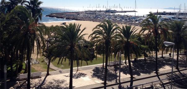 Paseo marítimo de Cambrils, Tarragona | Foto: Wikipedia