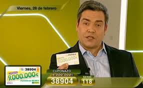 Cuponazo del viernes 28 de febrero | Foto: RTVE