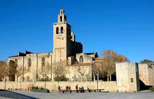 Monasterio de Sant Cugat Del Vallés | Foto: Josep Renalias