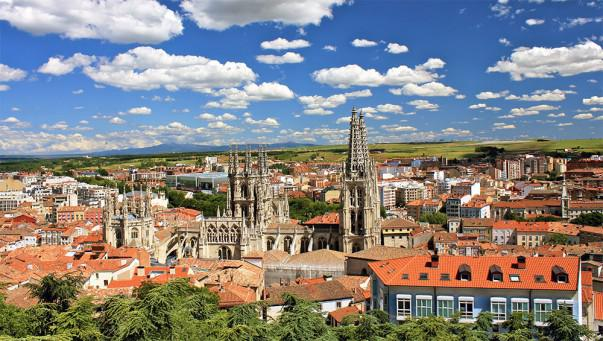 Preciosa vista de Burgos, donde un acertante ha obtenido casi un millón de euros | Foto: Jardoz
