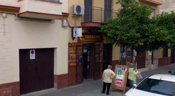 Despacho receptor de la apuesta ganadora con 2.5 millones de euros | Foto: Google Maps