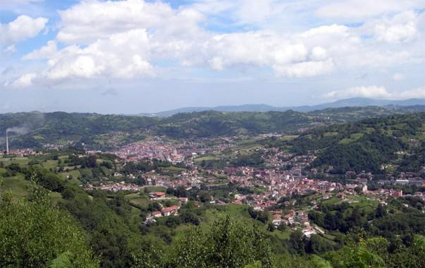 Valle de Langreo, Asturias | Foto: Astur1
