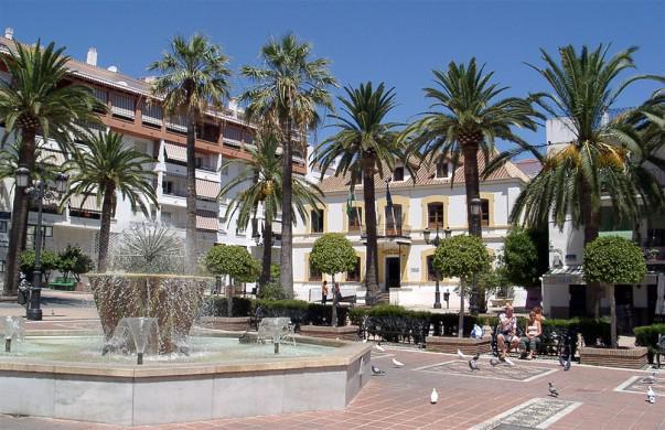Plaza de San Pedro de Alcántara | Foto: Klaus Graf