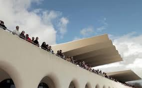 Gradas del Hipódromo de la Zarzuela | Foto: Hipódromo de la Zarzuela