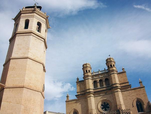 Catedral de Santa María de Castellón de la Plana | Autor: Joanbanjo