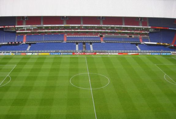 Stadion Feyenoord De Kuip, ubicado en la ciudad de Rotterdam | Foto: DennisPeeters