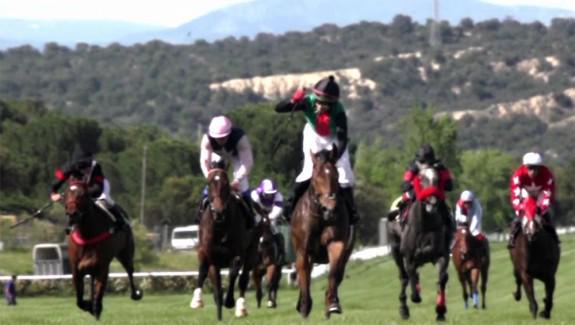 Carreras en Hipódromo de La Zarzuela | Foto: hipodromodelazarzuela.es