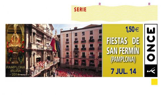 Décimo de las Fiestas de San Fermín 2014 | Foto: ONCE