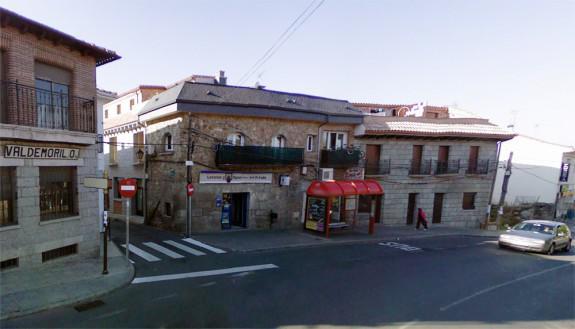 Administración de Loterías número 1 de Valdemorillo | Foto: Maps