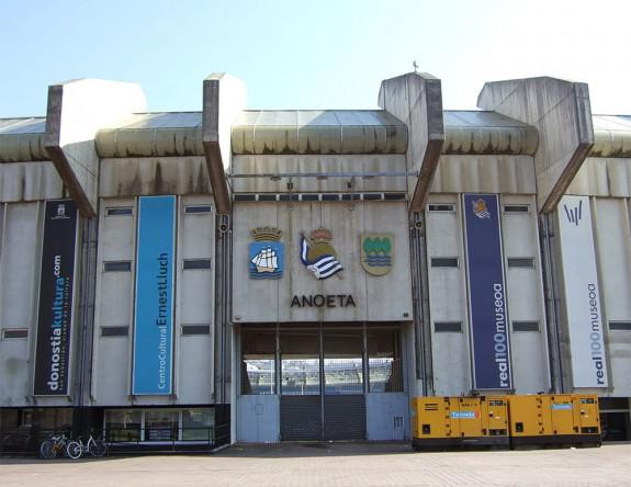 Estadio Anoeta | Foto: Edupedro