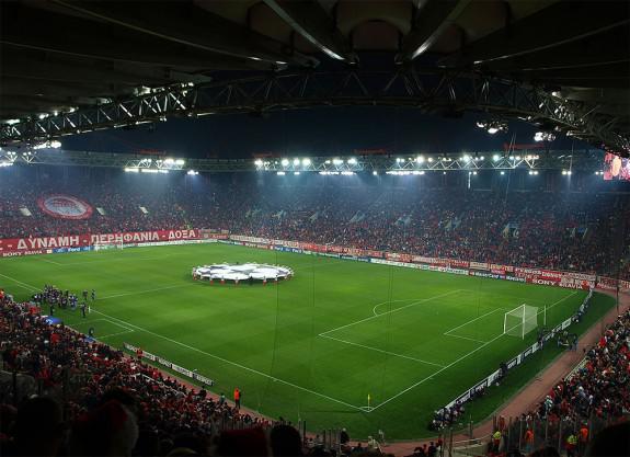 Estadio Georgios Karaiskakis | Foto: TodorBozhinov
