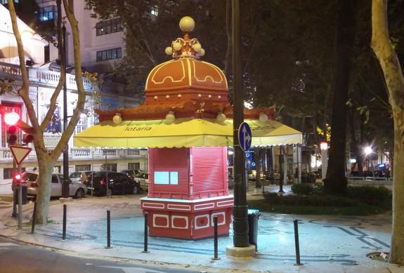 Quiosco de Lotería Portugal | Foto: Combinacionganadora