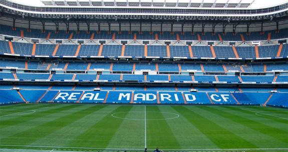 Estadio Santiago Bernabeu | Foto: Uggboy