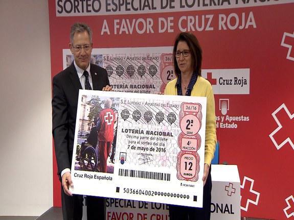 Sorteo Especial a favor de Cruz Roja | Foto: Maxresdefault