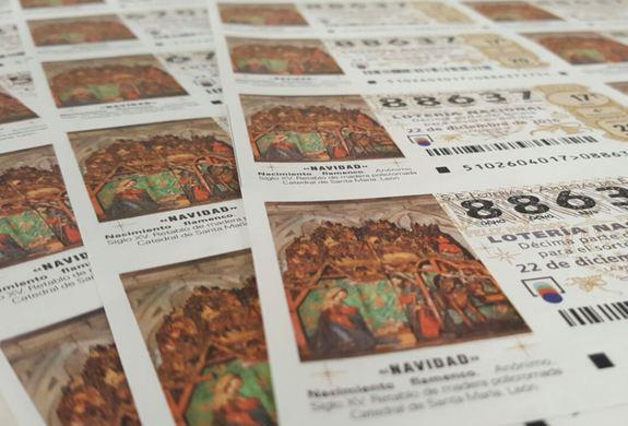 Billetes de Lotería de Navidad | Archivo