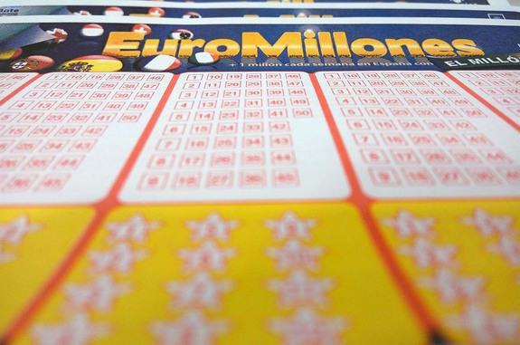 Boleto de Euromillones   Foto: Combinacionganadora