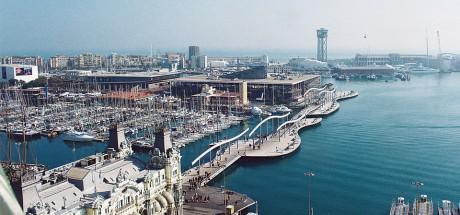 Puerto de Barcelona | Foto: Ralf Roletschek
