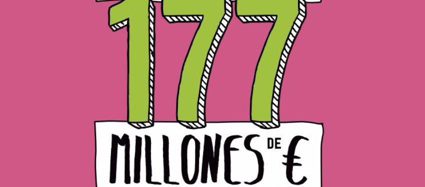Tres acertantes en Euromillones de segunda categoría en España