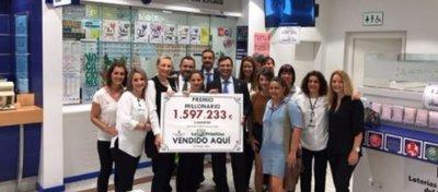 Foto: Administración de Loterías nº 78 de Málaga