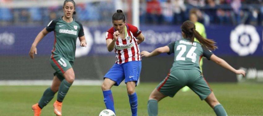 Atlético de Madrid y Athletic serán los grandes protagonistas en la jornada 7. Foto: Twitter.