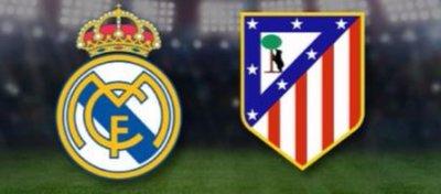 Real Madrid - Atléico de Madrid