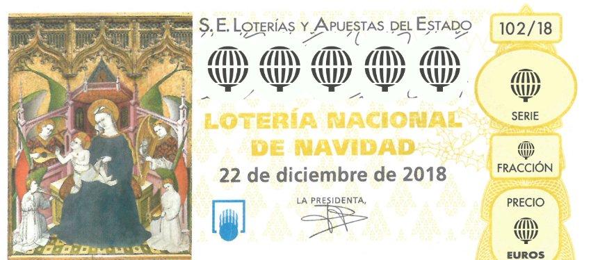La Lotería Nacional de Navidad ya está en marcha.