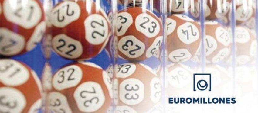 Combinación ganadora del último sorteo de Euromillones