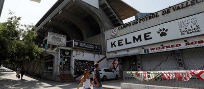 Estadio de Vallecas. Foto: RTVE.